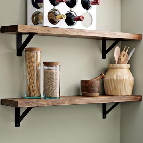 Reclaimed Wood Shelves Floating WB Designs - Reclaimed Wood Shelves Floating WB Designs