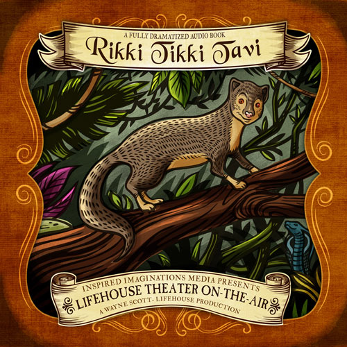 Cover Artwork For LifeHouses Rikki Tikki Tavi