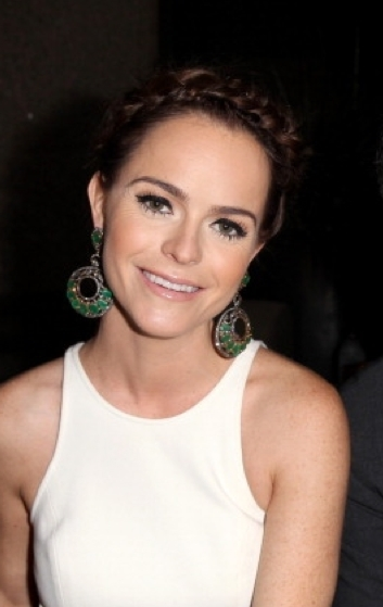 Taryn Manning wears ELAHN Jewels at the 2013 Los Angeles Film Festival