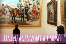 Les enfants vont au musée