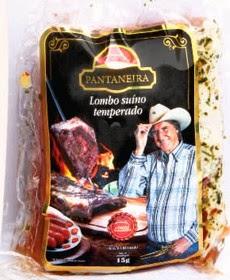 Lombo Suíno Temperado Pantaneira - Saudali