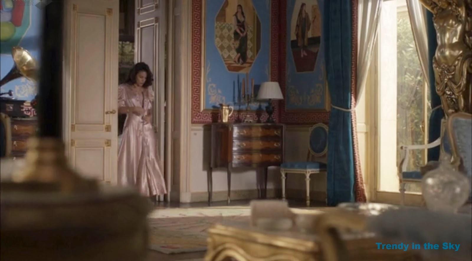 Sira Quiroga bata rosa. El tiempo entre costuras capítulo final