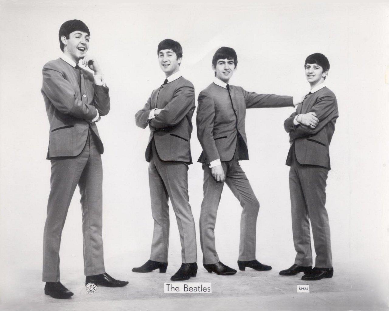 The Beatles Wallpaper 5