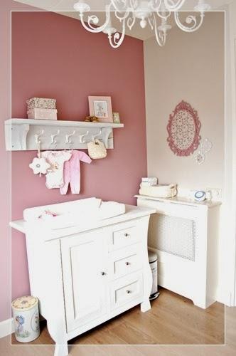 Beau blanc - Roze kleine kamer ...