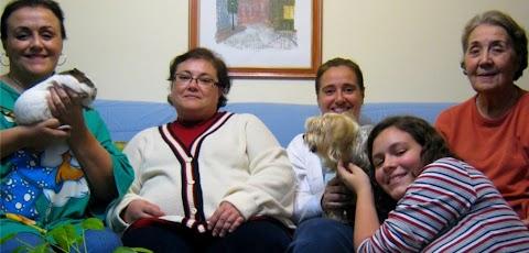 Bolinha, Mindy e Nós