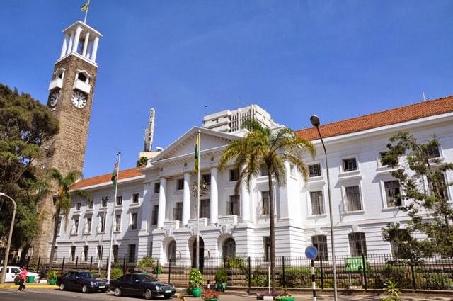Nairobi City Hall, NCC, Nairobi City Council, Nairobi County, Nairobi City