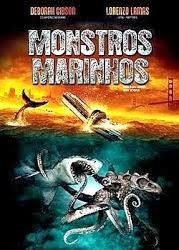 Monstros Marinhos – Dublado