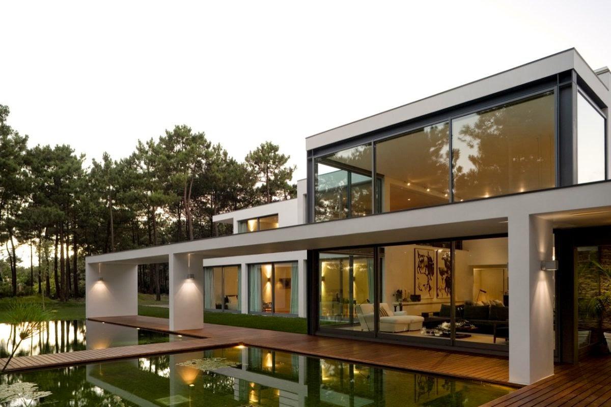 model rumah kaca