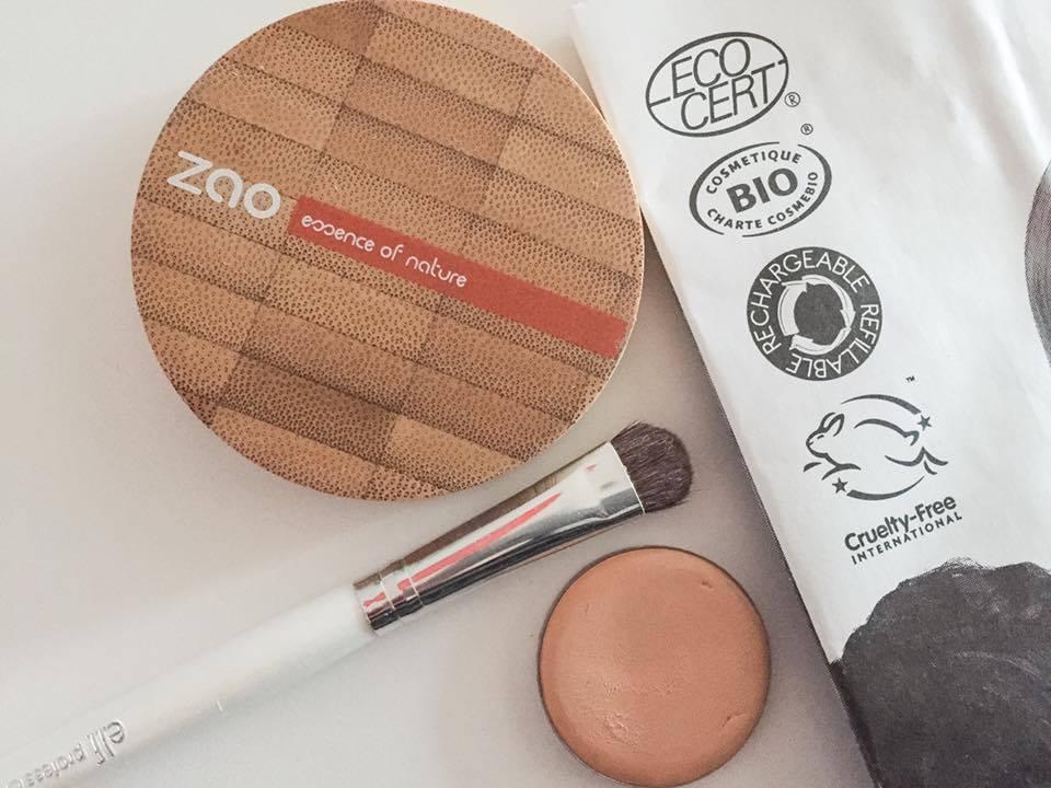 Vernis à Lèvres Framboise n°035 certifié Bio (effet velouté et glamour)