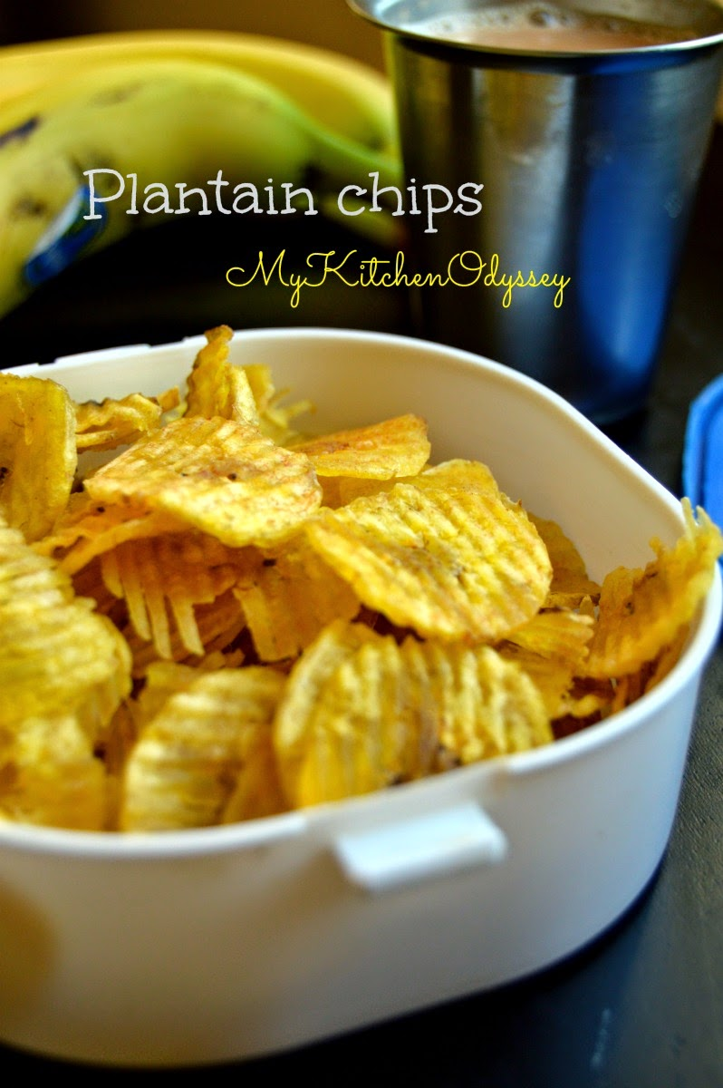 plantain chips recipe2