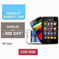 PayTM : Buy Basic Mobiles Extra Rs. 300 cashback from Rs. 689 only