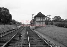 South Nutfield Station 1953