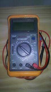 Tester Eléctrico, Electrónica, Electricidad