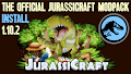 HOW TO INSTALL<br>The Official Jurassicraft Modpack [<b>1.10.2</b>]<br>▽