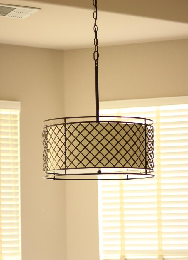 Our Updated Lighting Design Improvised