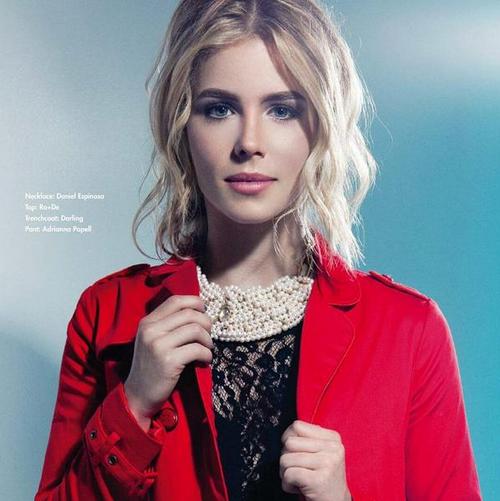 ... Country Magazines: Emily Bett Rickards - Runway Magazine, Winter 2015