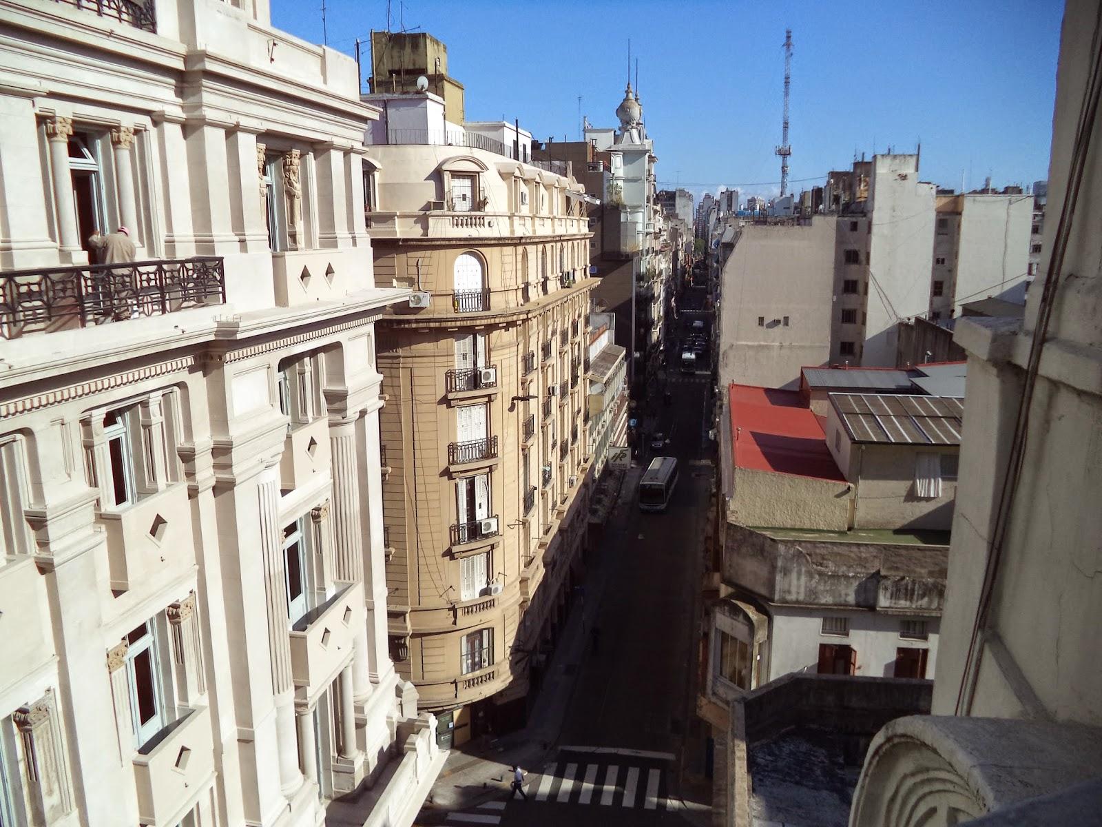 Vista do Hotel Chile