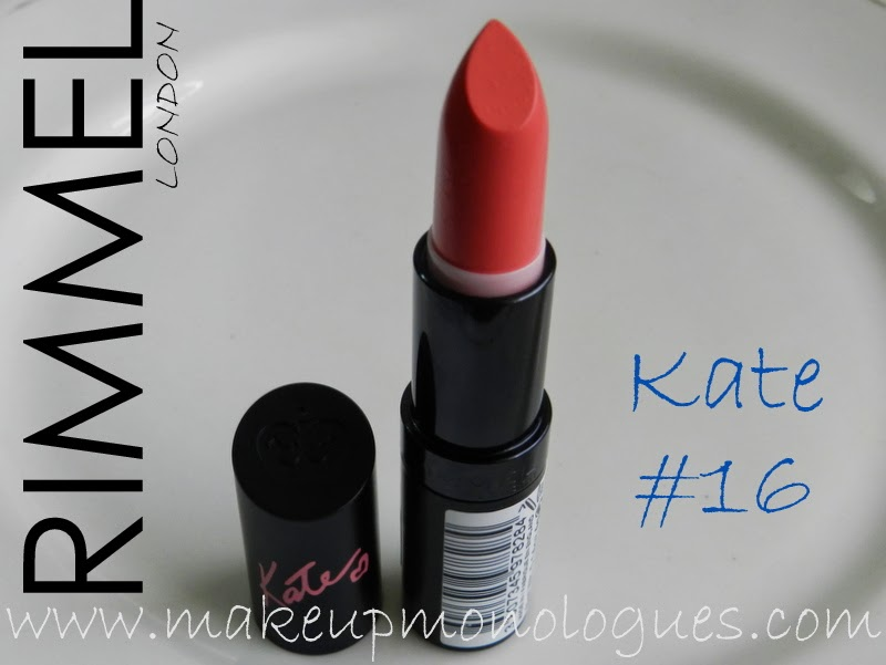 Rimmel London Lasting Finish By Kate Moss #16 Review