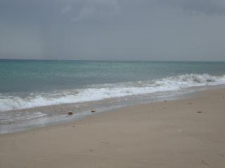 Sea waves and Cloudy sky - L'Almadrava - L'Arenalet -Vandellòs - Tarragona
