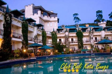 Club Bali Suites Kota Bunga Cipanas