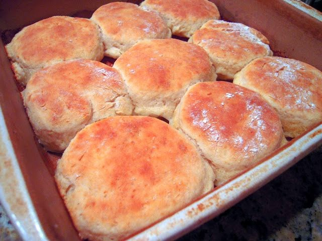 Popeye's 7UP Biscuits Recipe