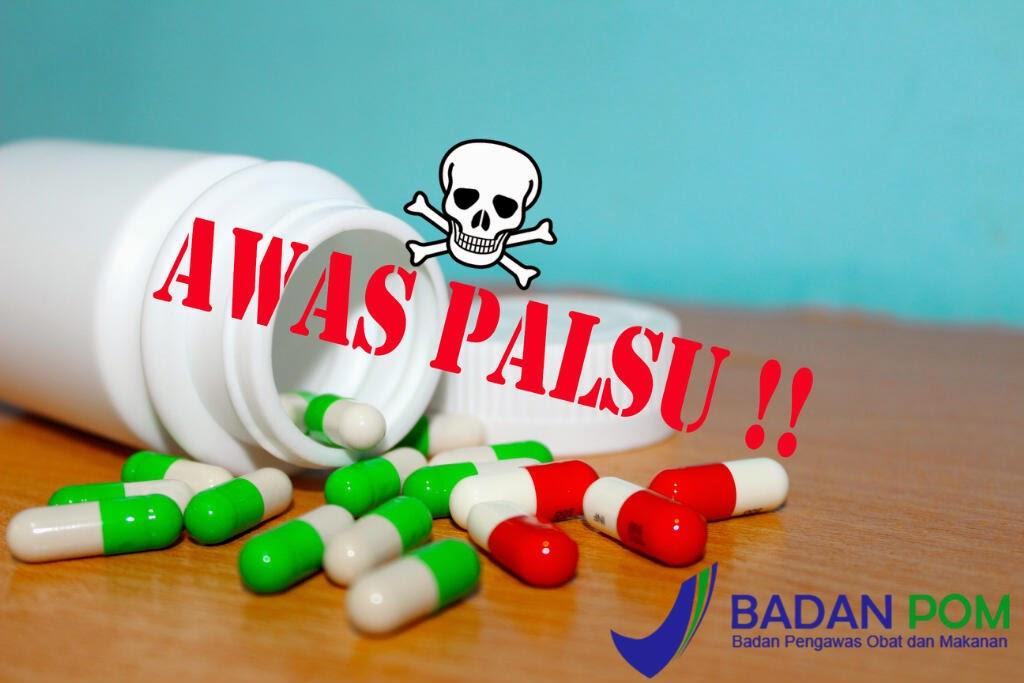 Hati-hati Obat Palsu