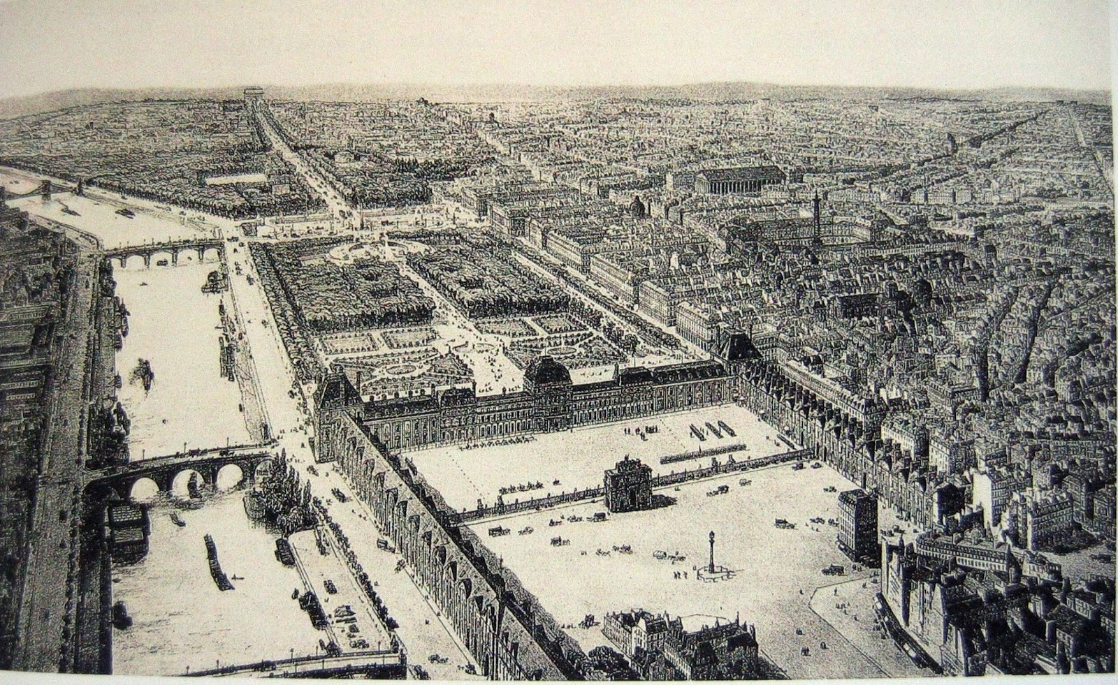 Histoire sya france la r volution fran aise l 39 ann e for Au jardin des tuileries