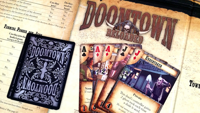 Doomtown Reloaded review full house