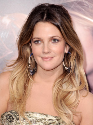 Drew Barrymore Hairstyle 2