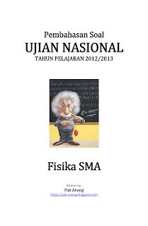 Download Lengkap Pembahasan Soal UN SMA 2013 Program IPA