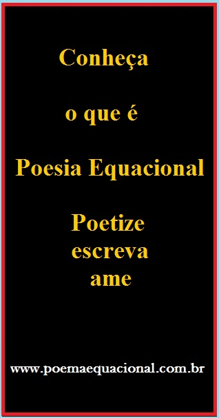 Site Oficial do Poema Equacional