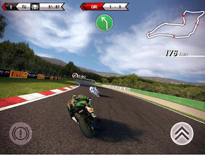 Download SBK15 Official Mobile Game