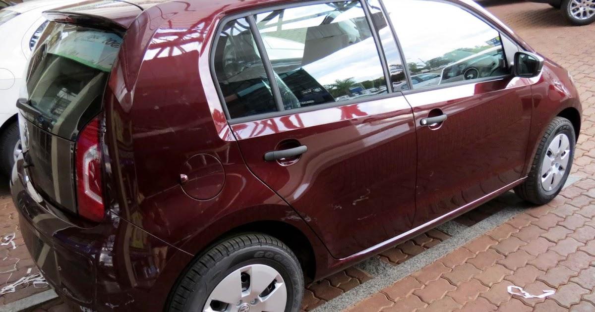 VW take-up! Vermelho Ópera completo: preço R$ 34.726 reais