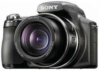 Câmera digital Sony DSC-HX1