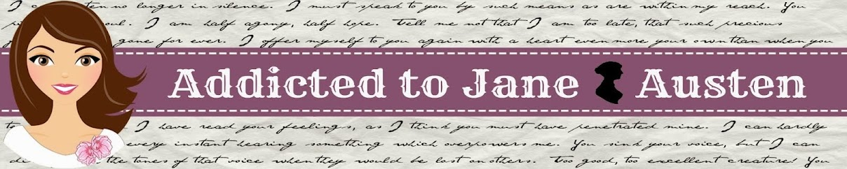 Addicted To Jane Austen