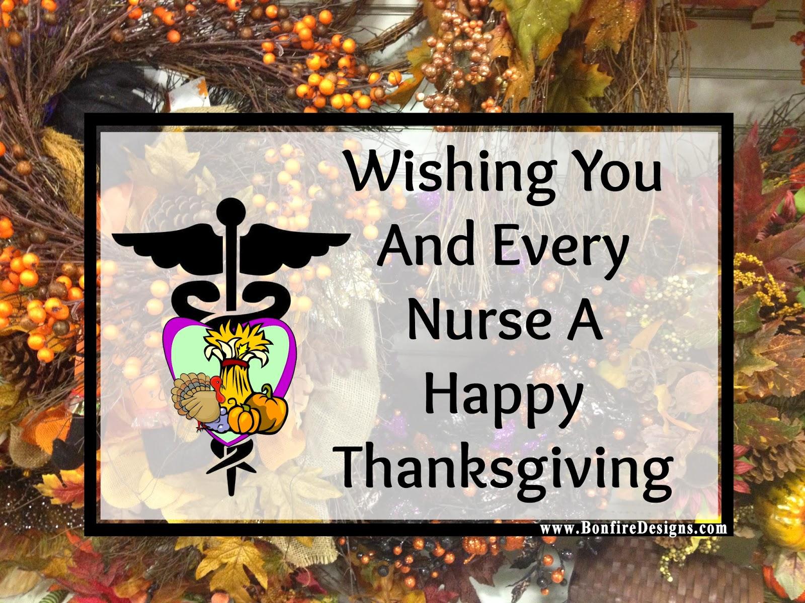 Nurses Thanksgiving