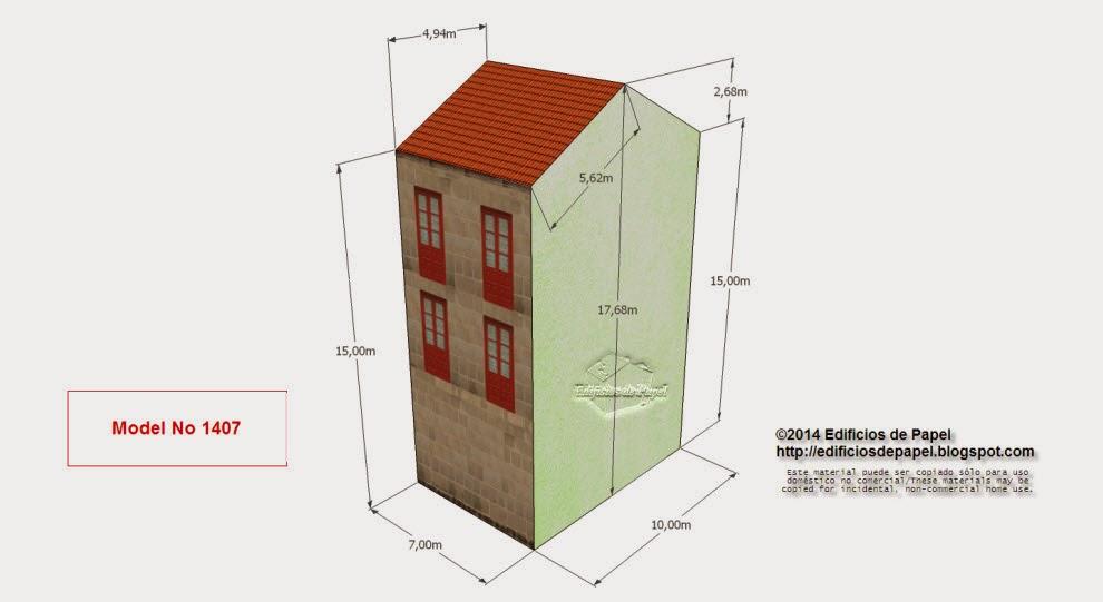 Edificios de Papel - Edificio Granito 3
