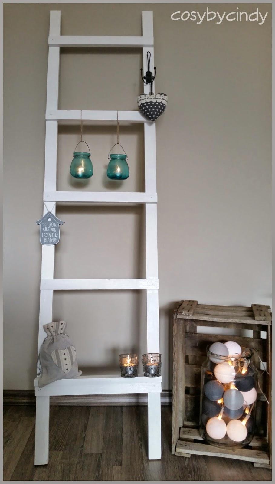 Cosy by cindy altijd iets leuks te vinden zelf een decoratie lijst maken - Decoratie van een gang ...
