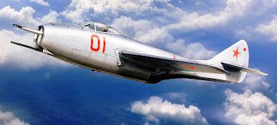 История создания МиГ-9
