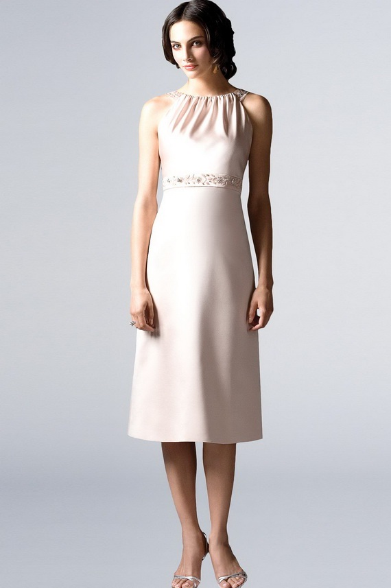 Bridesmaid Dresses Tea Length Mother Of The Bride Dresses