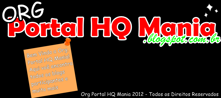 Organizações Portal HQ Mania