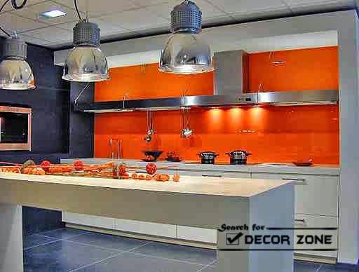 orange kitchen decor : 20 ideas and designs