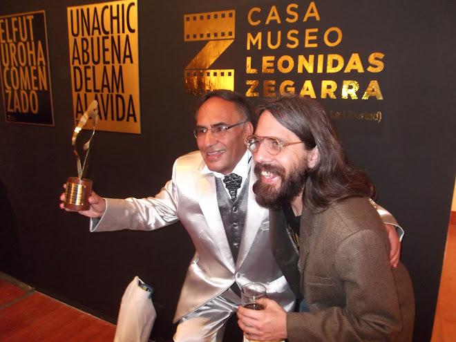 LEÓNIDAS ZEGARRA UCEDA: THE ANTICOMMUNIST FILMMAKER, CINEASTA ANTICOMUNISTA EXTRAORDINARIO.