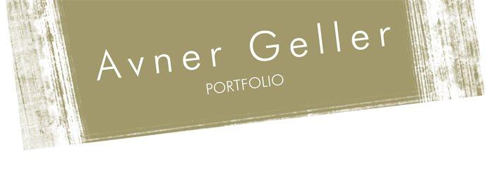 Avner Geller Portfolio