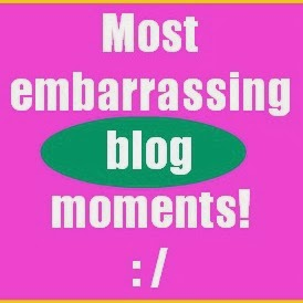 most embarrassing blog moments #clever_nest #yearofcrafts #diy