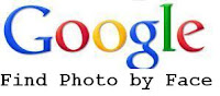 How to find people photo by face in Google
