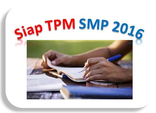 Download Soal Tpm Tes Pendalaman Materi Smp Mapel Bahasa Inggris Diy Sleman