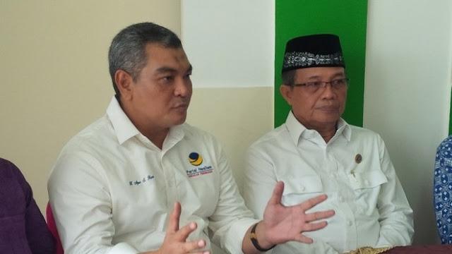 Ini Tahapan Penentuan Kandidat yang Akan Diusung NasDem di Tiga Pilkada di Jambi