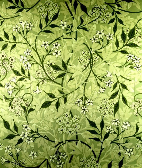 Art amp artists william morris wallpaper amp textiles