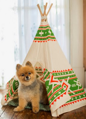 Lovelane Designs Pet TeePee